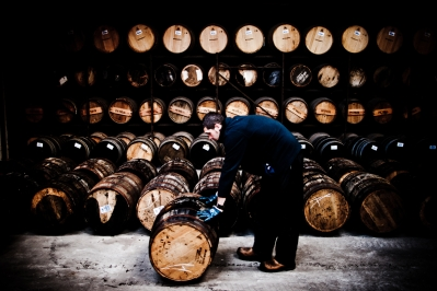 Images from Bruichladdich Distillery Shoot September 2011