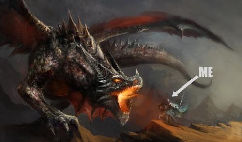 Me Dragon